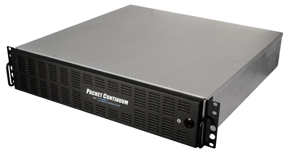 Enterprise-level deployable rackmount packet capture system