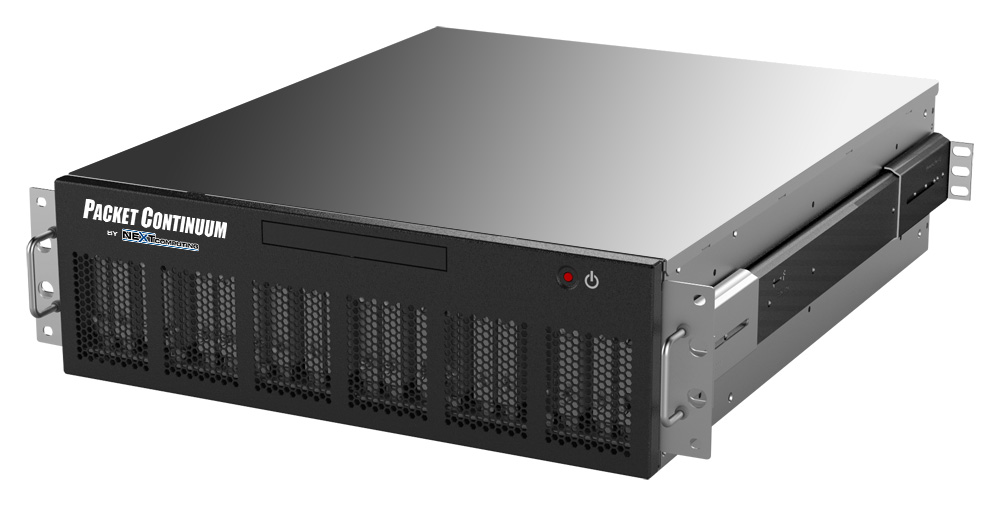 Extreme-performance deployable rackmount packet capture system