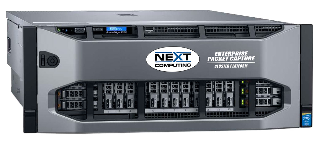 Packet Continuum Enterprise Extreme rackmount system